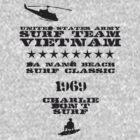 surf team vietnam - apocalypse now by buud