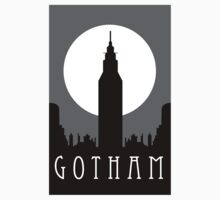 Gotham City by natrule