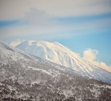 Mt Yotei Niseko Japan by Neil Hartmann