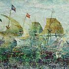 Under Full Sail II by Sarah Vernon