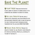 SAVE THE PLANET by taylorcm429