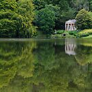 Stourhead re - visited by Photography  by Mathilde