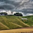 Cherhill White Horse by David Jacks