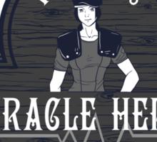 Resident Herbalist- Resident Evil Sticker