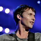 James Blunt in concert by Karen01