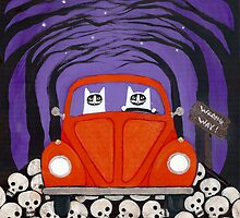 Halloween Road by Ryan Conners