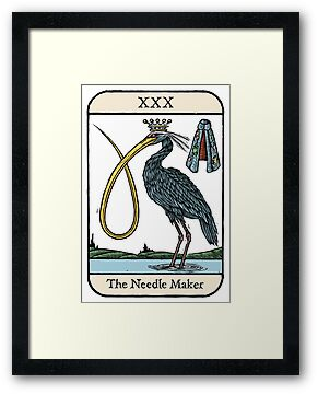 The Needle Maker by Ellis Nadler