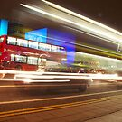 London Traffic by daskar