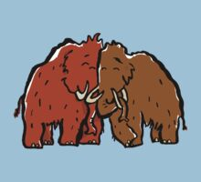 a couple of mammoth by greendeer