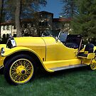1920 Kissell Silver Special Speedster &quot;Gold Bug&quot; by TeeMack
