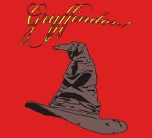 Gryffindor Sorting Hat by rogercastoro