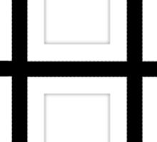 6-Speed Manual Transmission Gear Stick H-Pattern Sticker