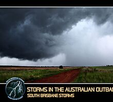 Branded: Outback Thunderstorms by SouthBrisStorms