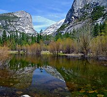 Mirror Lake, Yosemite by rrushton