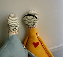 Doll`s in love by caracarmina