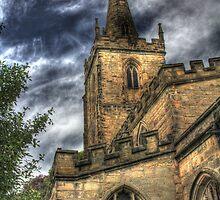 Bosworth church by MartinMuir