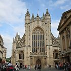 Bath Abbey by hjaynefoster