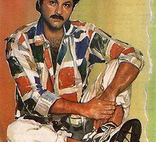 Sanjay Kapoor by Channa Gorokgahagoda