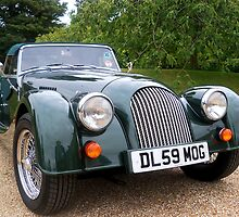 1954 Morgan Plus 4 by hootonles