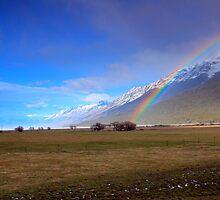 Glenorchy, New Zealand. by Cameron B