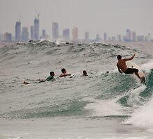 Surf City by Odille Esmonde-Morgan