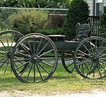 Old horse carriage by DreamCatcher/ Kyrah Barbette L Hale