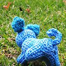 Blue Dog by Sammy Nuttall