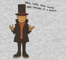 Professor Layton by Matthewlraup