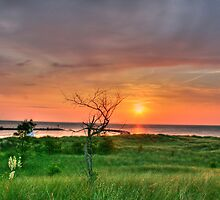Michigan Sunset by jzboril88