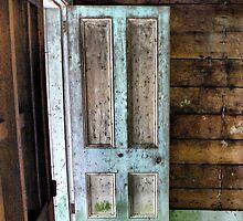 Door. by Lynne Haselden