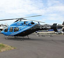 C-FTNB, Bell 429 Helicopter by J0KER