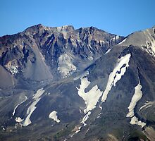 Mt St Helens, Washington by Loisb