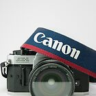 Canon AE-1 program by dreckenschill