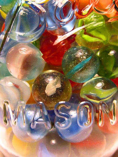 Marbles and Mason 6 by marybedy