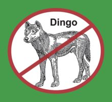 No Dingos Kids Clothes