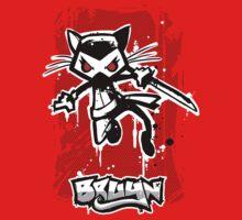 Bruyn Graf 09 - Ninja Kitti by Craig Bruyn