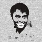 Smile  by Gilberte