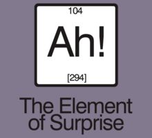 The Element of Surprise Kids Clothes