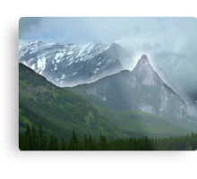 The High and the Mighty Metal Print