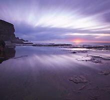 storm at dawn by donnnnnny
