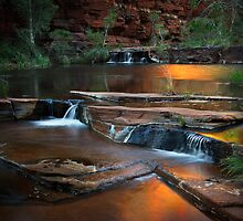 Dales Gorge - Karijini National Park by Sheldon Pettit