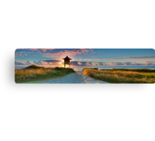 Here Comes Spring Canvas Print