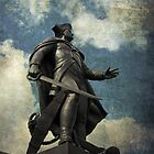 John Barry statue, Wexford, Ireland by buttonpresser