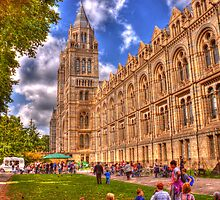Natural History Museum by Dean Messenger