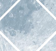 Yellowcard Moon Logo Sticker