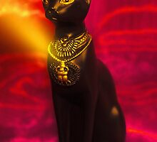 Bastet by cloude-vigal