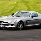Mercedes Benz SLS AMG by Paul Woloschuk