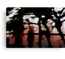 Deadly Forest © Canvas Print