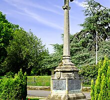 War Memorial, Barton under Needwood by Rod Johnson