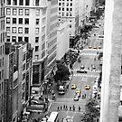New York Street  by ajreece